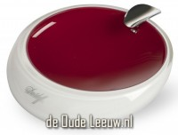 Ga naar Davidoff Murano Crystal Glass Ashtray Red